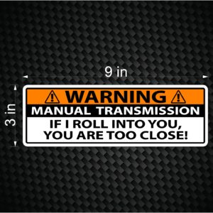 Warning Manual